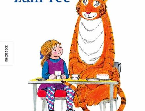 Der Tiger kommt zum Tee