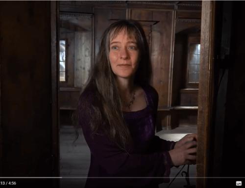 Frau Wolle – Die vollkommene Frau